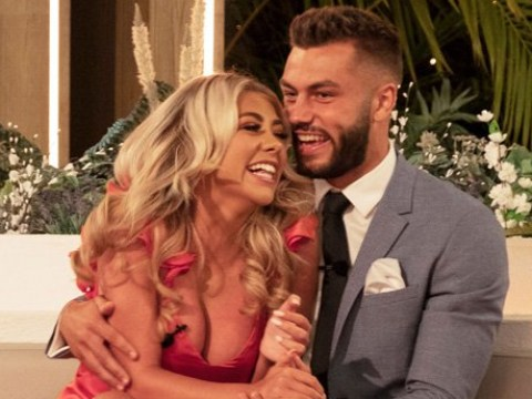 Love Island's Paige Turley and Finley Tapp reveal how they got away with having sex in villa