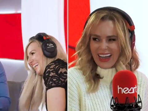 Amanda Holden and Jamie Theakston help five women propose – and even get Lady Gaga involved