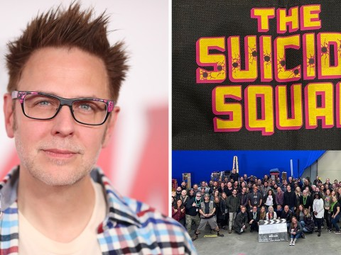 The Suicide Squad wraps filming as director James Gunn opens up on father's death before production