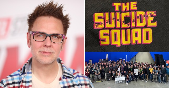 James Gunn's The Suicide Squad