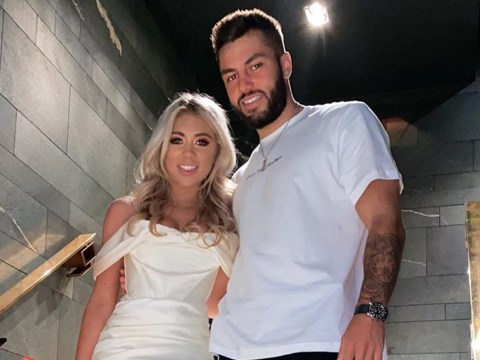 Love Island's Paige Turley jokes over leap year marriage proposal on first date night with Finley Tapp