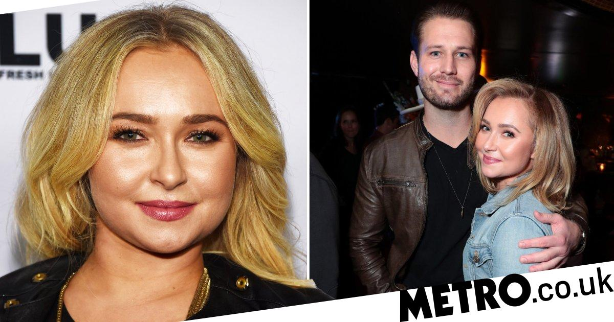 Hayden Panettiere's boyfriend Brian Hickerson 'charged with domestic battery'