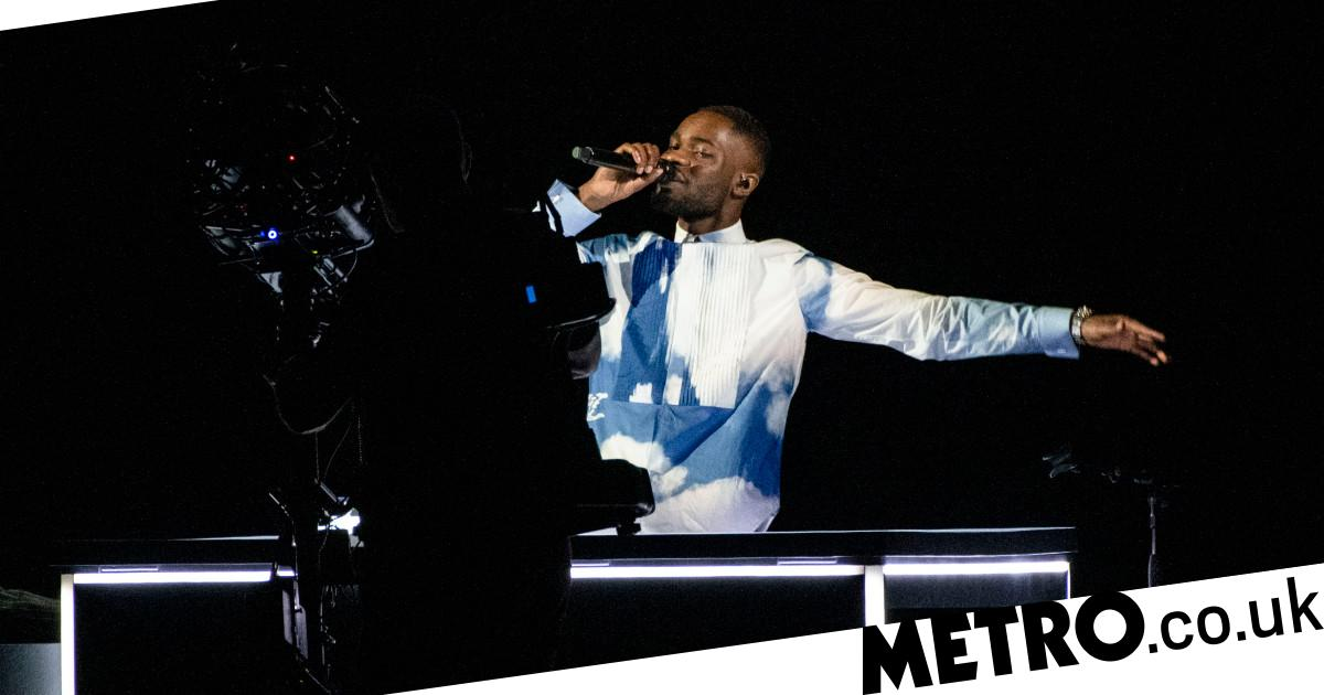 Dave's creative directors for Brits 2020 performance say he 'blew them away'