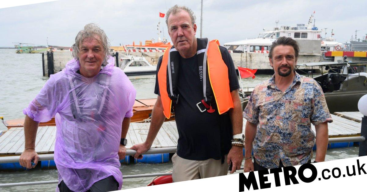 Jeremy Clarkson has fans convinced The Grand Tour will be heading to Tanzania