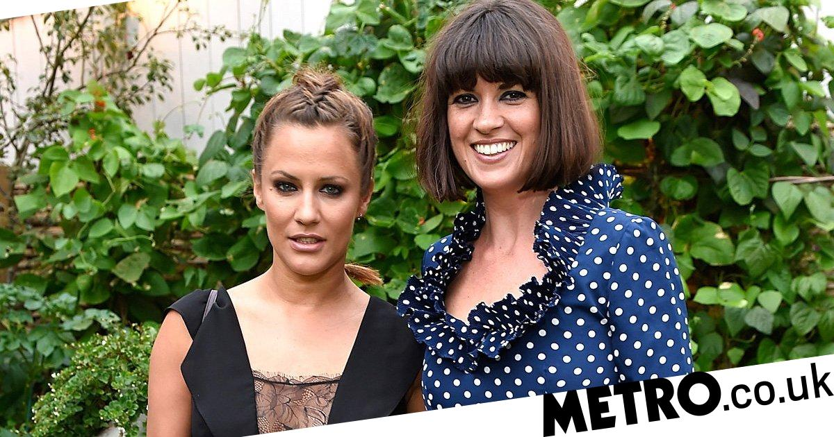 Dawn O'Porter urges people not to post messages from Caroline Flack