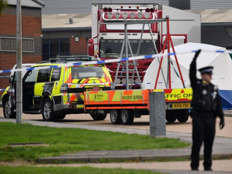 Man arrested in connection with 39 Essex lorry deaths