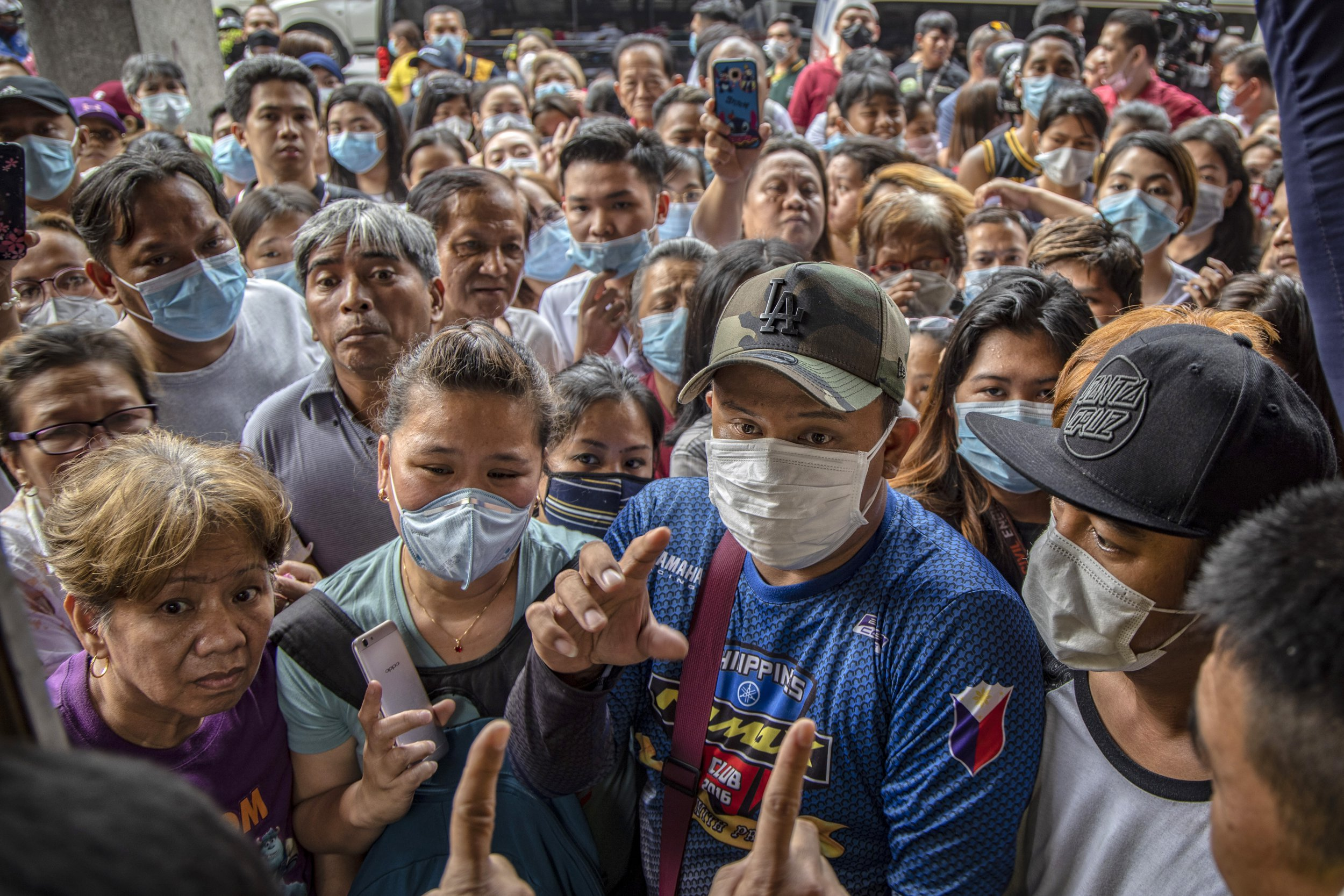 Man in Philippines is first person to die from coronavirus outside ...