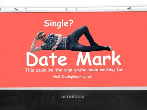 Single man erects massive billboard to find a date and 120 applications pour in