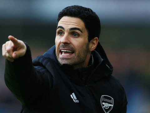 Mikel Arteta blames the grass after Arsenal's draw against Burnley