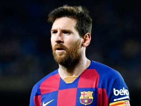 Lionel Messi slams Barcelona's sporting director Eric Abidal