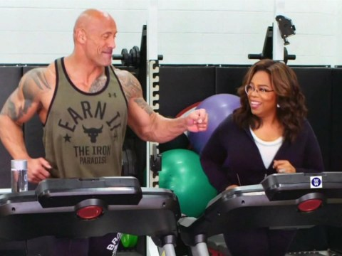 Dwayne Johnson and Oprah fake us out with hope of 2020 Presidential run for Super Bowl ad