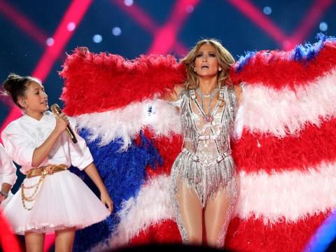 Jennifer Lopez's daughter, 11, Emme 'could always sing' after showing super star talent at Super Bowl