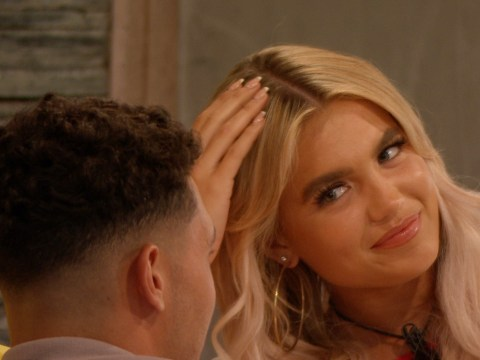 Love Island's Molly Smith wanted Luke T before entering villa as she beds down with Callum
