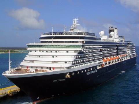 Cambodia to take cruise ship rejected by five countries over coronavirus fears