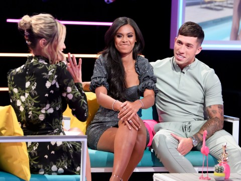 Love Island's Sophie Piper and Connor Durman 'stayed in separate hotel rooms' after flirty Aftersun reunion
