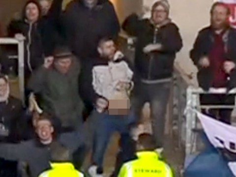 Police investigate after fan exposes himself in Newcastle FA Cup win at Oxford