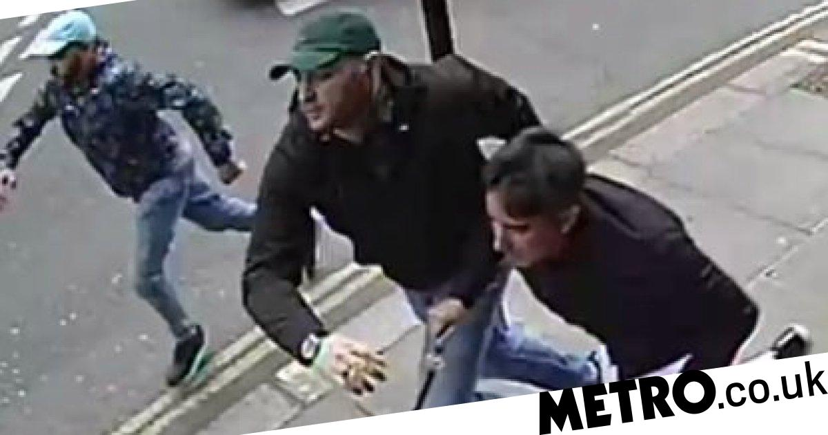 Tourist's £115,000 watch ripped from his wrist during daylight Mayfair robbery
