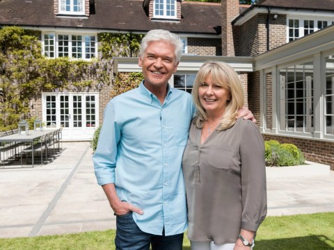 'I love him and always will': Phillip Schofield's wife Stephanie standing by her husband as he comes out as gay