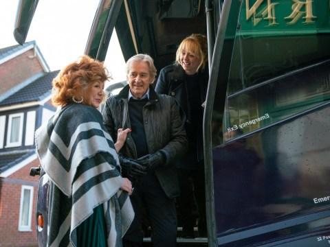 Coronation Street fans heartbroken as Ken leaves the cobbles after 60 years in 10,000th episode