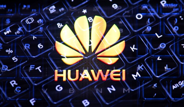 In camera multiple exposure photograph shows the Huawei logo and the keys of a keyboard. A group of senior Conservatives has written to Tory MPs expressing concerns over the Government's controversial move to allow Chinese tech giant Huawei a role in the UK's 5G network, according to reports. PA Photo. Issue date: Saturday February 8, 2020. The letter is from four former cabinet members, including ex-Tory leader Sir Iain Duncan Smith, the BBC said. See PA story POLITICS Huawei. Photo credit should read: Dominic Lipinski/PA Wire