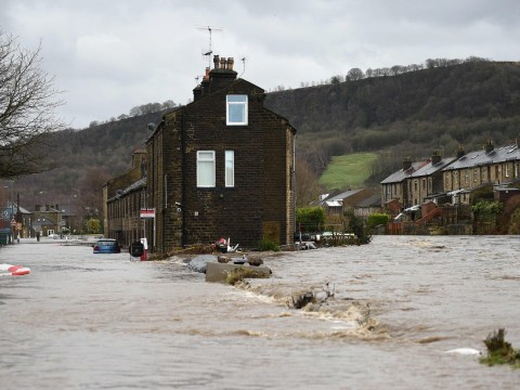 School closures as Storm Ciara leaves roads blocked and widespread flooding