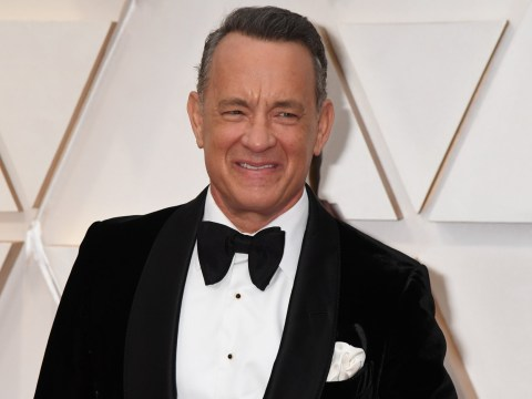 Only Tom Hanks can manage joke about coronavirus vaccine as he donates own blood