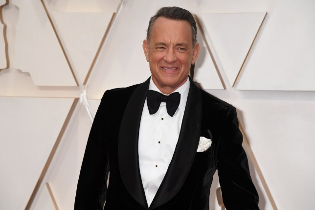 HOLLYWOOD, CALIFORNIA - FEBRUARY 09: Tom Hanks attends the 92nd Annual Academy Awards at Hollywood and Highland on February 09, 2020 in Hollywood, California. (Photo by Jeff Kravitz/FilmMagic)