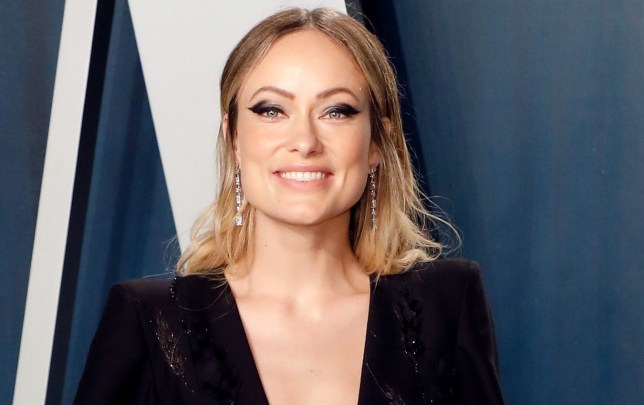 BEVERLY HILLS, CALIFORNIA - FEBRUARY 09: Olivia Wilde attends the 2020 Vanity Fair Oscar Party at Wallis Annenberg Center for the Performing Arts on February 09, 2020 in Beverly Hills, California.
