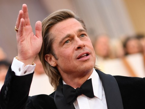 Brad Pitt insists he writes own acceptance speeches after winning big at Oscars