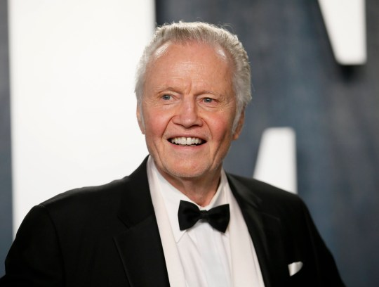 Jon Voight attends the Vanity Fair Oscar party in Beverly Hills during the 92nd Academy Awards, in Los Angeles, California, U.S., February 9, 2020