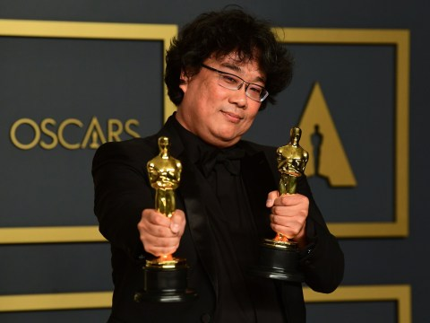 What other films has Parasite director Bong Joon-ho done?