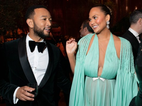 Chrissy Teigen refuses to hear John Legend's music too early: 'She hates the changes'
