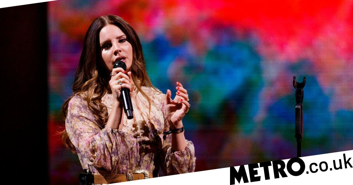 Lana Del Rey is confirmed for Glastonbury 2020