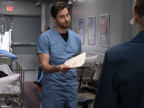 New Amsterdam star Ryan Eggold says coronavirus could be coming to Amazon Prime series