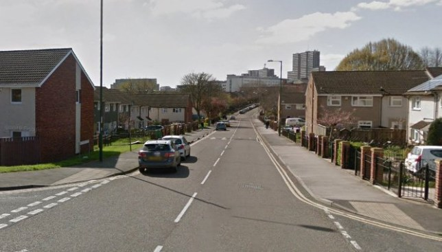Woman found dead on pavement