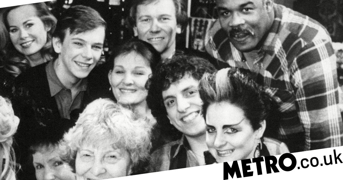 Which EastEnders actors have died since the show began?
