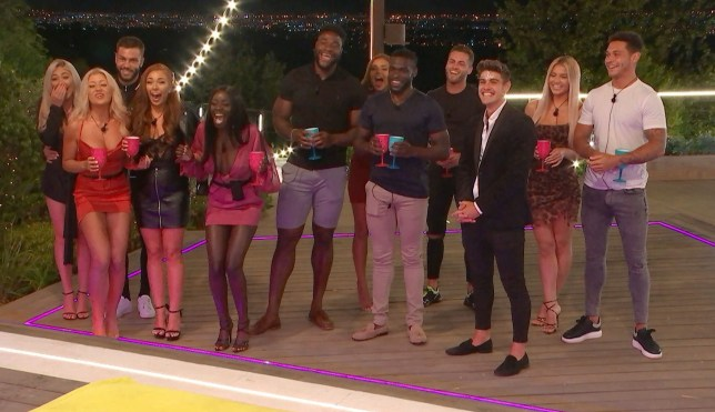 the cast of love island 2020