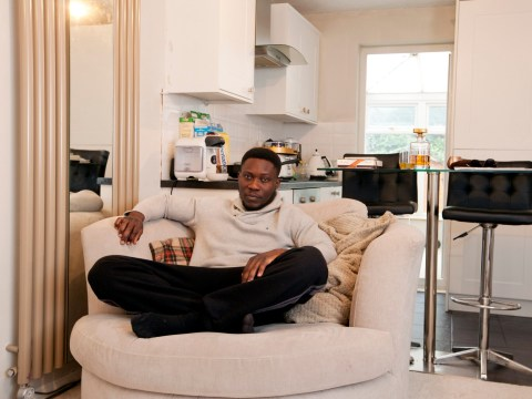 What I Own: Lanre, who saved up a £34,300 deposit for a two-bedroom house in Uxbridge, London