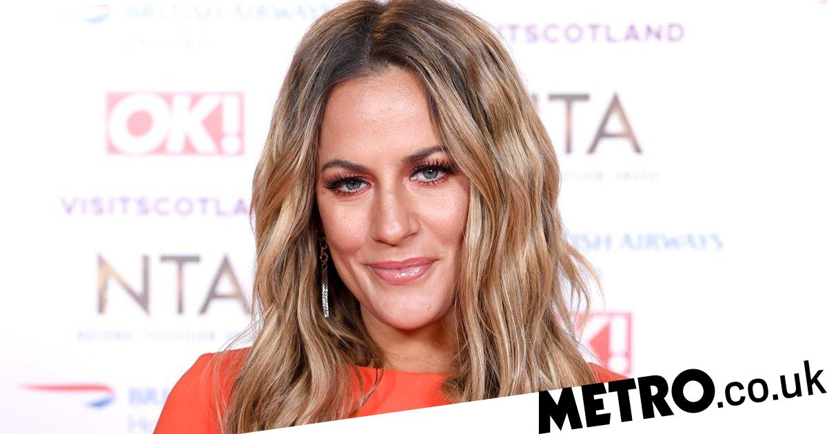 How Caroline Flack's closest celebrity friends paid tribute after her death