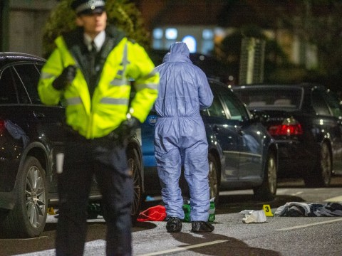 Man left fighting for his life after 'multiple people stabbed'