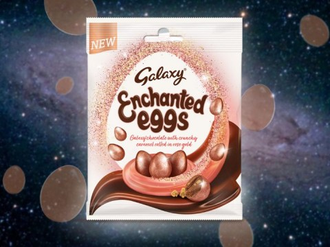 Galaxy chocolate launches enchanted adult egg hunt for one day only