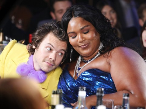 Brit Awards 2020: Harry Styles and Lizzo steal the show with their love in and we totally ship them