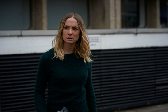 TWO BROTHERS PICTURES FOR ITV LIAR SERIES 2 EPISODE 2 Pictured: JOANNE FROGGATT as Laura Nielson. This image is the copyright of Itv and is only to be used in relation to Liar series 2.