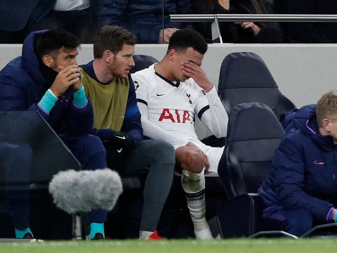 Jose Mourinho explains angry Dele Alli outburst during RB Leipzig defeat