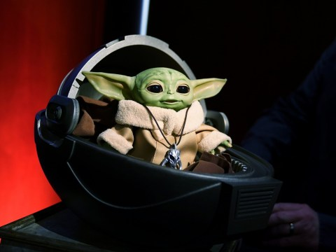 Adorable Baby Yoda toys unveiled at US convention and world domination now almost a given