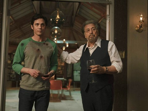 Hunters season 1 review: Nazi-hunting Logan Lerman and Al Pacino lead confusing mix of comedy-drama