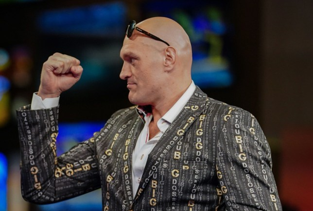 Tyson Fury is confident he can knock out Deontay Wilder in their heavyweight rematch