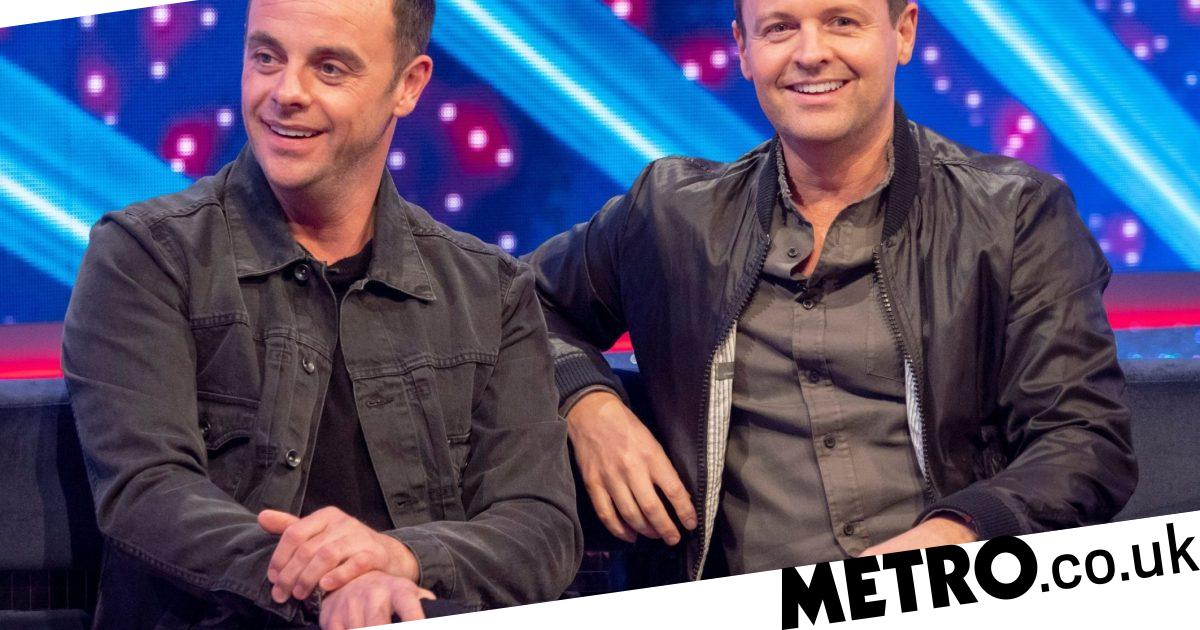 Ant and Dec confirm Saturday Night Takeaway gags have caused celebrity tantrums