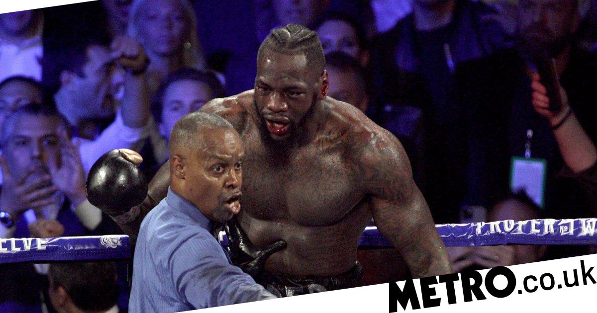 Referee Kenny Bayless reveals what he told Deontay Wilder before Tyson Fury loss