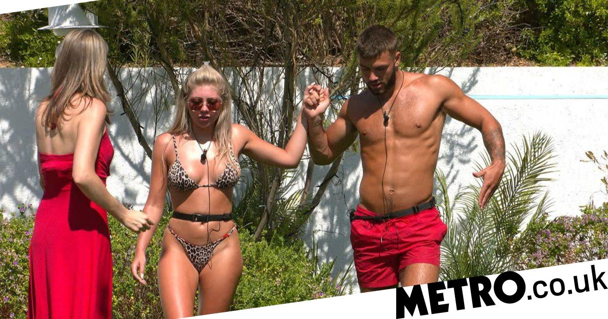 Love Island: Finn and Paige take two to tango in hilarious final challenge